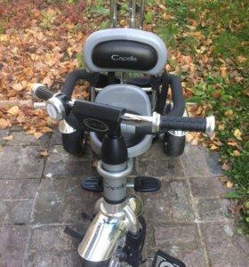 Трехколёсный велосипед capella racer trike grand