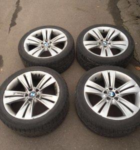BMW 5x120 r20 колеса зима