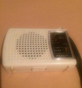 Радиоприёмник Sanyo