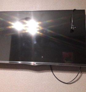 Продам большой телевизор LG