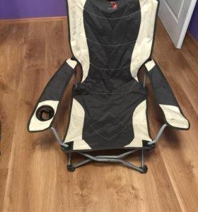 Раскладной стул-кресло для рыбалки/отдыха