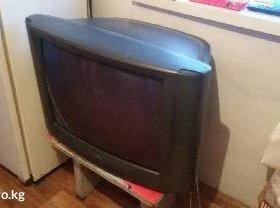 Телевизор диагональ 51 см цветной+пульт