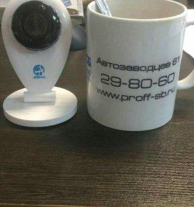 Миниатюрная WiFi камера