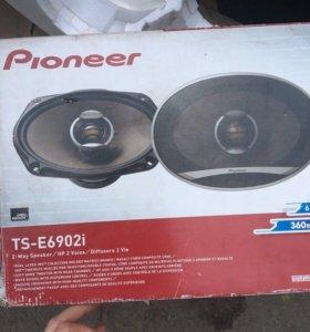 Pioneer TS-E6902i + mystery MJ-2.120