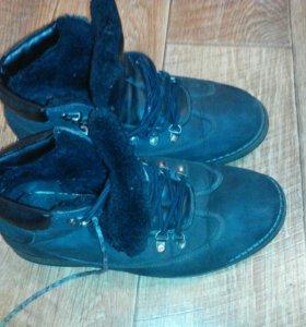 Ботинки, 40размер