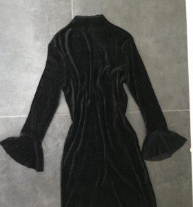 Платье бархат Италия 🇮🇹