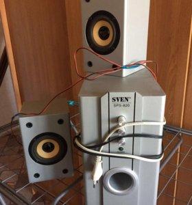 Колонки с буфером SVEN SPS - 820