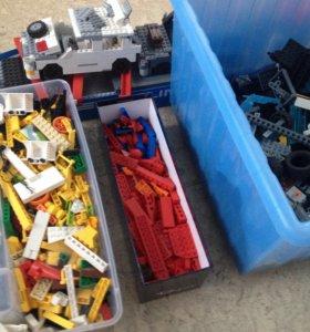 Лего (6 кг) + корабль
