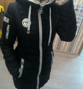 Куртка зимняя 44 р-р