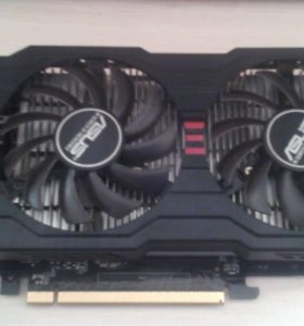Asus GeForce GTX 750 Ti OC 2 Гб gddr5