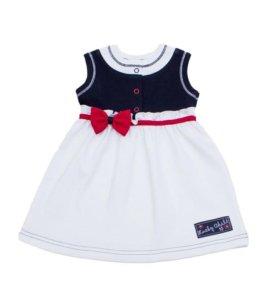 Платье lucky child размер 86-92 см