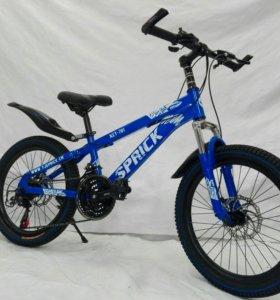 Велосипеды детские горные