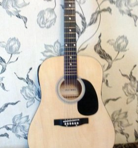 Электро акустическая гитара Julia Western DeLuxe