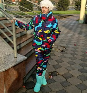 Новый зимний костюм 40-42 р