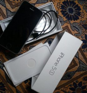 Iphone 5s 64 GB (Touch Id работает)
