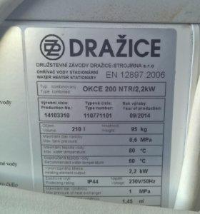 Бойлер комбинированный Drazice OKCE 200 NTR/2,2kW