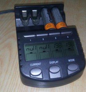 Умное зарядное устройство LA CROSSE BC-700 AA/AAA