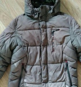 Зимняя куртка -30с