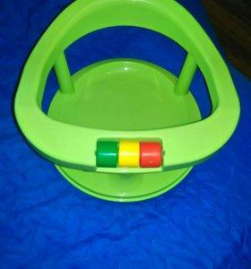Горка для купания и стульчик для купания