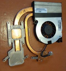 Система охлаждения Asus x61s
