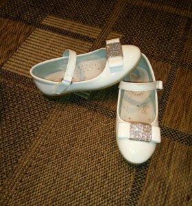 Туфельки на праздник 🎂