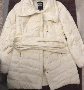 Куртка удлинённая на пуху Vero Moda