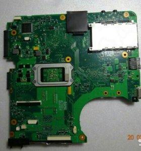 Материнская плата от ноутбука HP Compaq615