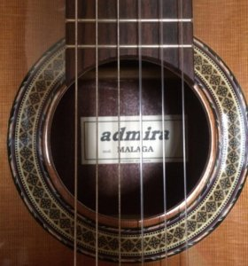 Гитара Admira Malaga