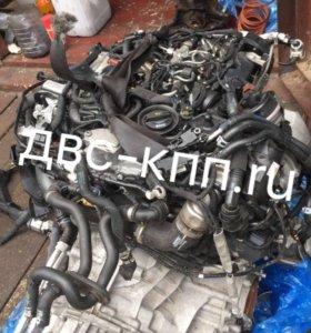 Двигатель CNH Audi 2.0 diesel 190 л.с