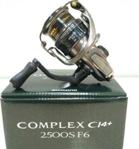 Shimano 17 complex CI4+ 2500S F6
