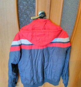 Осенняя куртка детская