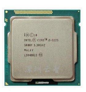 Intel core i3- 3225