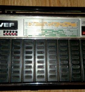 Радиоприемник вэф