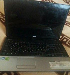 ноутбук ACER ASPIRE E1-531G