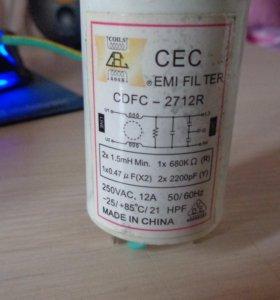 EMI FILTER CDFC