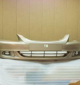 Бампер Передний Hyundai Accent