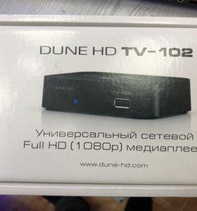 Цифровая приставка Duna HD