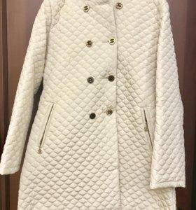 Пальто стеганое Chanel