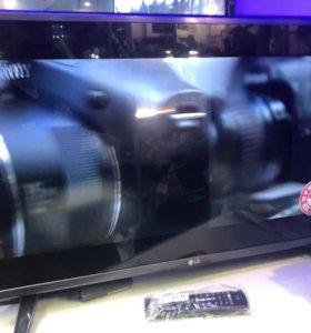 Телевизор LG как новый.