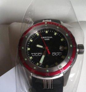 Швейцарские часы Certina новые