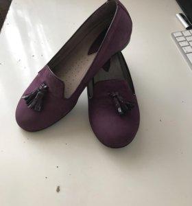 Туфли «ЕССО», 35 размер