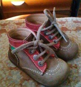 Детские ботинки 20