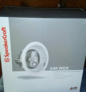Акустика SpeakerCraft AIM Wide Five ASM70851