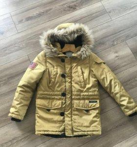 Куртка парка на мальчика Zara
