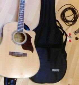 Гитара концертная электроакустическая