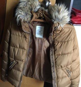 Куртка осеняя ( на зиму тоже хорошо )