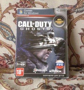 Call of Duty Ghosts (лицензия)