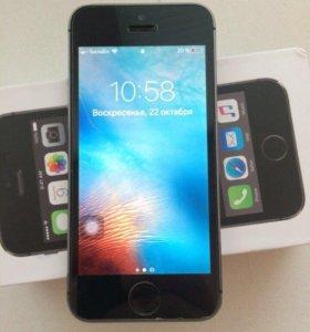 Обмен на Meizu Продам iPhone 5s, 16 gb