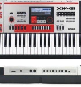 Casio XW G1