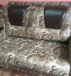 Малогабаритные диван Новый